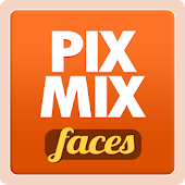 PIX MIX faces