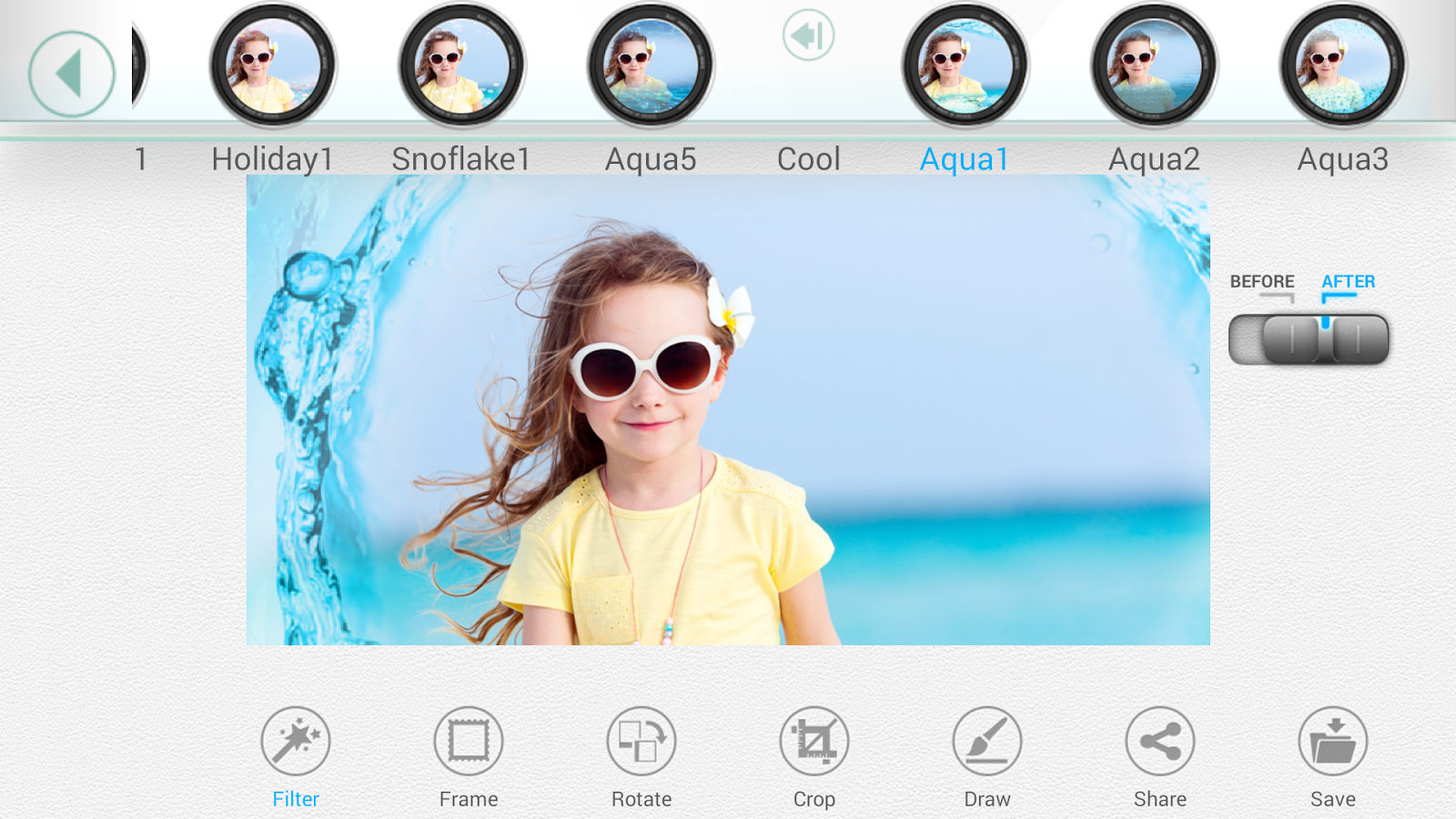 CameraAce Filter:Cool Pack- screenshot