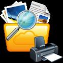 WiFi Print - EasyReader icon