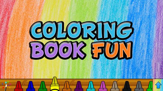 Coloring Book Fun Apps On Google Play - Coloring-book-fun