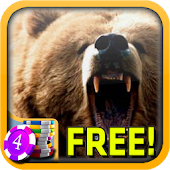 3D Grizzly Bear Slots - Free