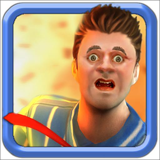 Meteor Rush Action 3D Game LOGO-APP點子