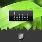 AMP Skins: Black Glass icon