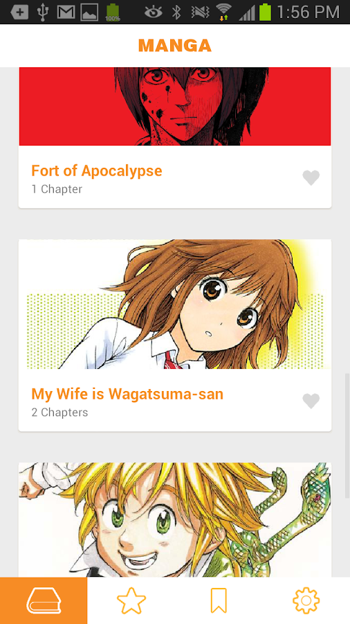 Crunchyroll Manga - screenshot