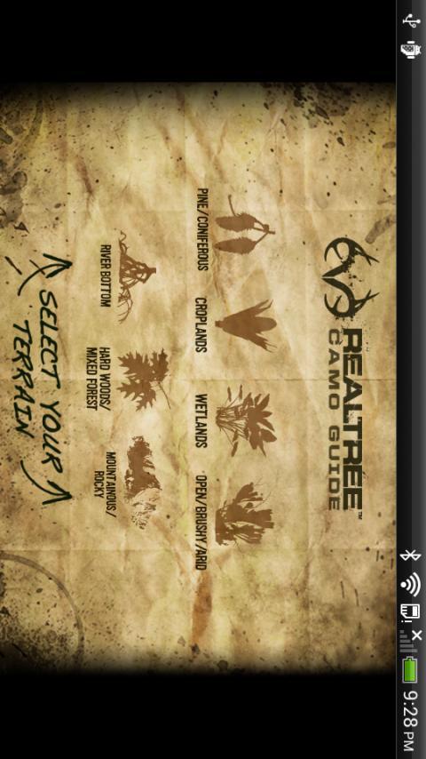 Realtree Camo Guide - screenshot