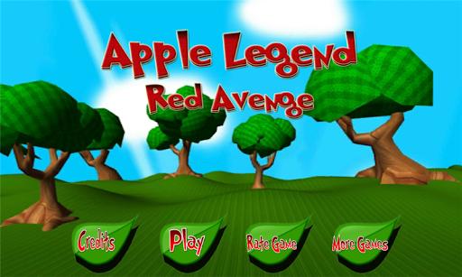 Apple Legend Red Avenge