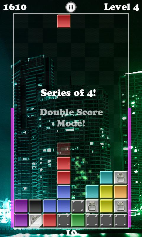 Drop Block Lite - screenshot