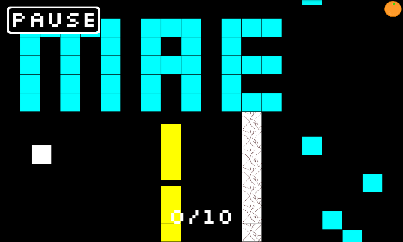 PING - 8bit Retro Pong Puzzler - screenshot
