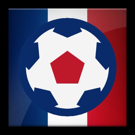 Francouzský fotbal - Ligue 1 運動 LOGO-阿達玩APP