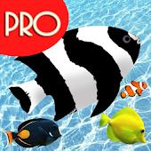 Aqua World Pro HD wallpaper