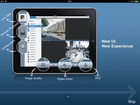 SmartWatch Remote Viewer - Tab