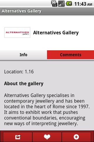 Collect 2011 - screenshot