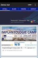 Screenshot of Fachschaft Zahnmedizin Kiel