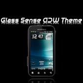 Glass Sense ADW Theme