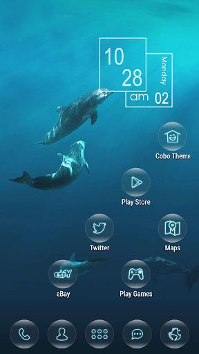 海豚灣海洋海主題