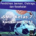Kurikulum 2013 SMP Kls 7 PJOK