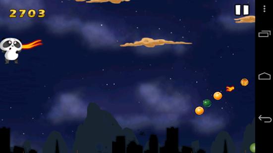 Panda in Town screenshot