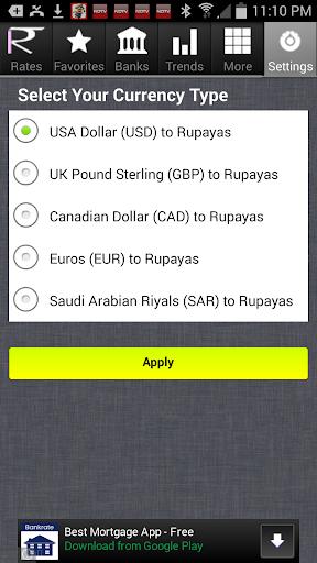Pakistan Rupee Exchange Rates