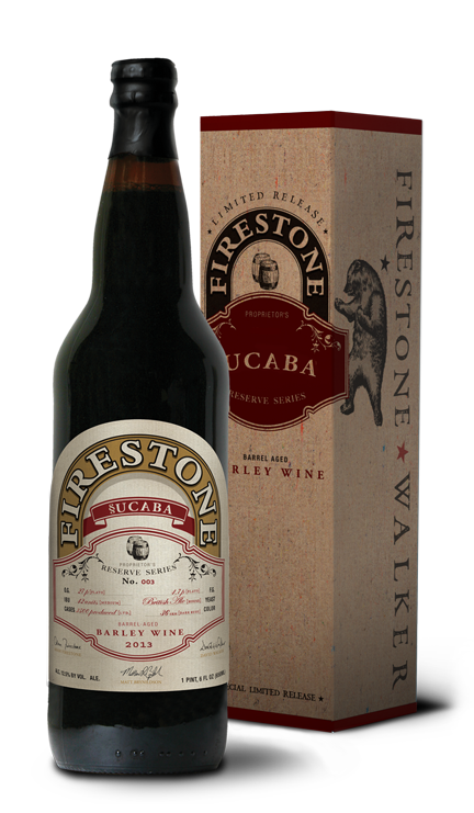 Logo of Firestone Walker Sucaba