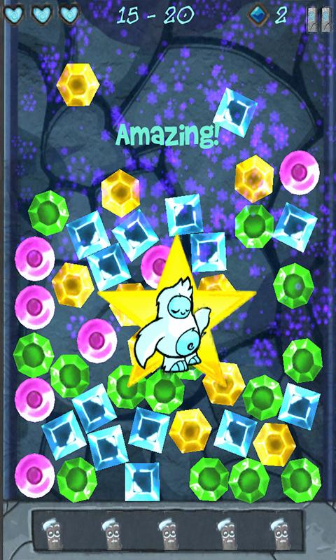 SHAPE BUSTER - screenshot