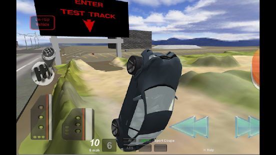 Stunt Car Driving 3D- screenshot thumbnail