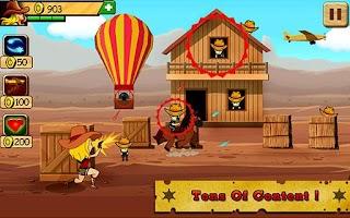 Screenshot of Bounty Hunter – Miss Jane