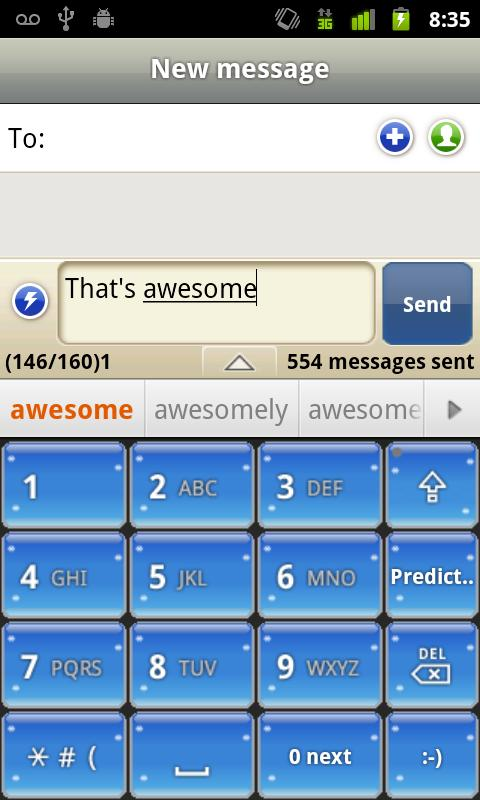 (EvenBetter)NumberPad Keyboard- screenshot