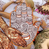 Mehndi-Body Art