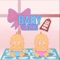 Baby Blocks  Free icon