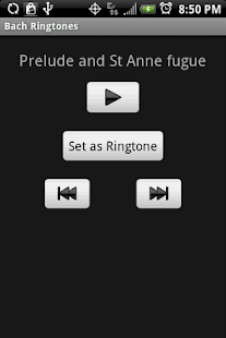 BACH Classical Ringtones - screenshot thumbnail