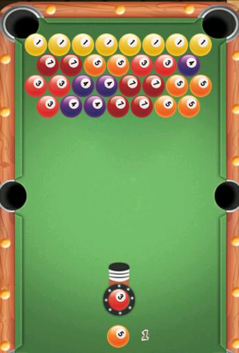 Pool Billiard Shoot Game