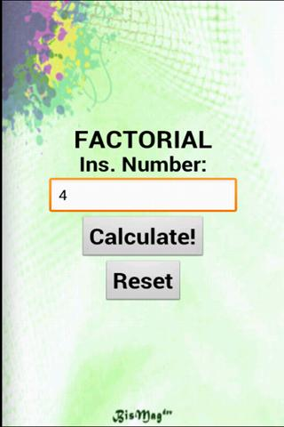 Prime Number and Factorial screenshot #6