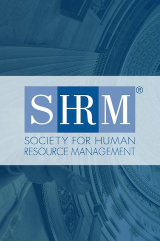 SHRM Advocacy- screenshot