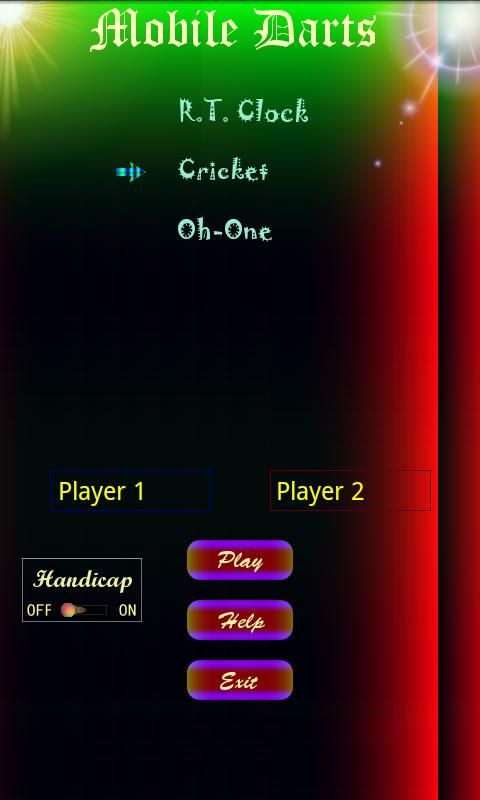Mobile Darts Trial - screenshot