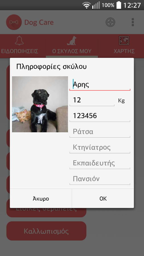 Dog Care - screenshot