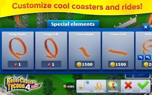 RollerCoaster Tycoon® 4 Mobile Screenshot 42