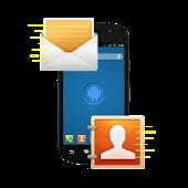 Contact Retrieve SMS