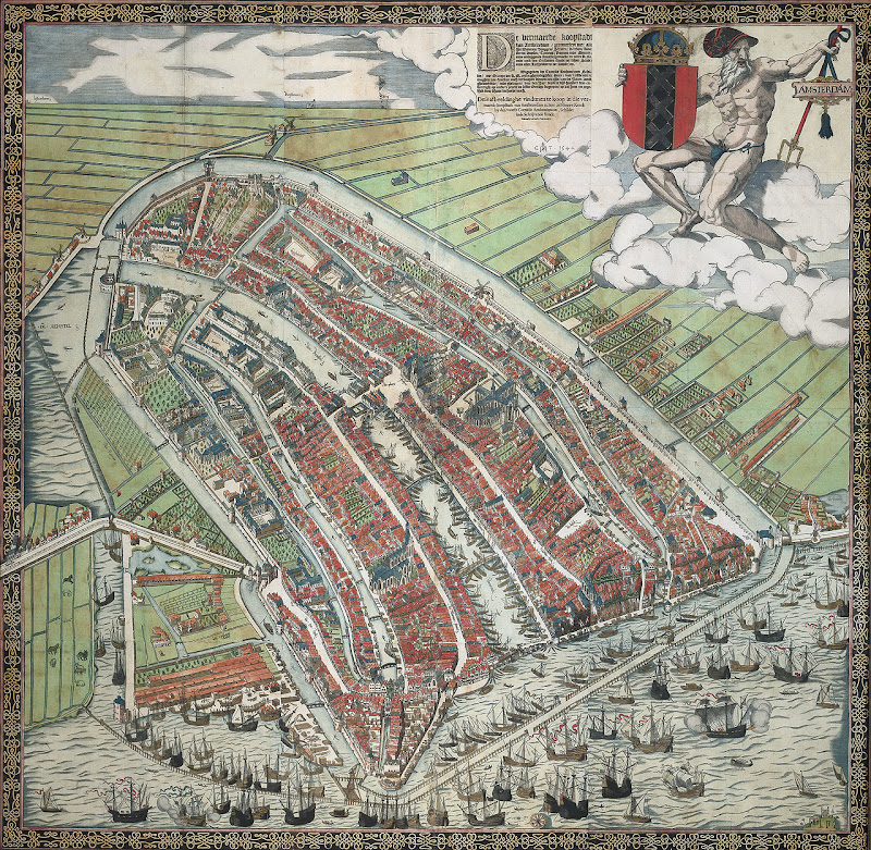 Image result for amsterdam 1500s
