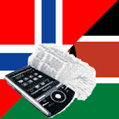Norwegian Swahili Dictionary