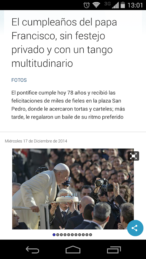 LA NACION- screenshot