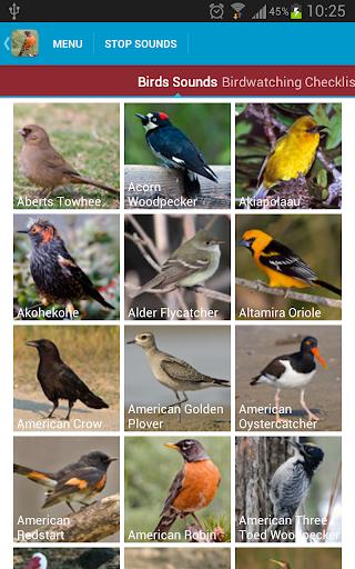 North American Birds Free 4.1 app download 2