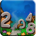 Jungle 2048 icon