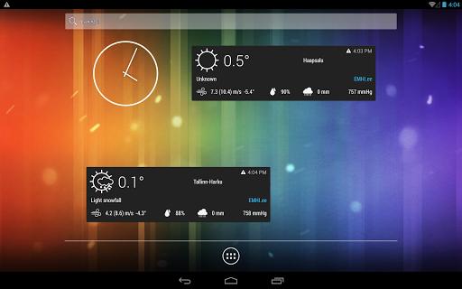 免費下載天氣APP|EMHI Weather app開箱文|APP開箱王