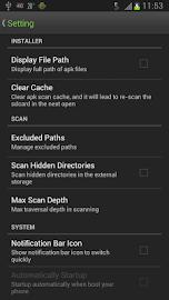 Easy Installer - Apps On SD Screenshot 6
