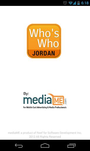 Who's Who - JO