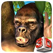 Gorilla Simulator 3D