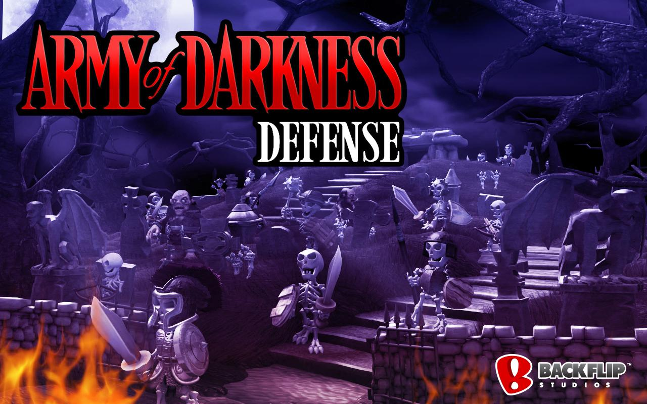 Army of Darkness Defense- screenshot