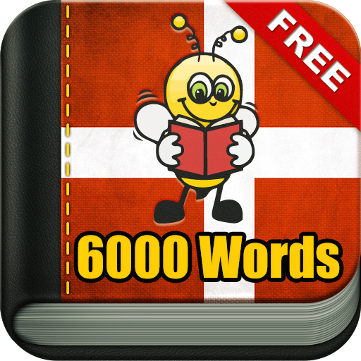 Learn Danish - 6,000 Words