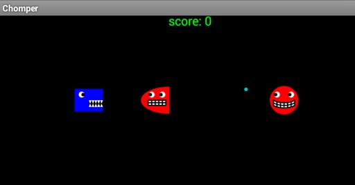 Chomper 1.0 screenshots 1