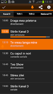 Orange TV Go - screenshot thumbnail